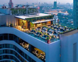 香港-曼谷 3天自由行 香港航空+曼谷皇后公園萬豪侯爵酒店