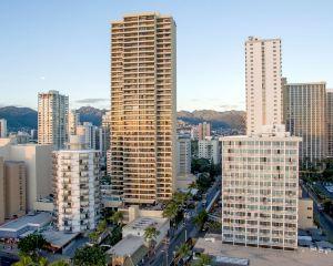 香港-夏威夷·火奴魯魯自由行 中華航空公司-阿斯頓威基基海灘大廈酒店