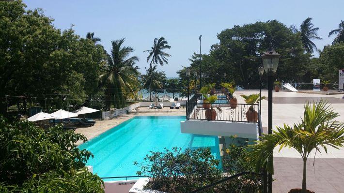 尼亞利陽光非洲海灘Spa度假村