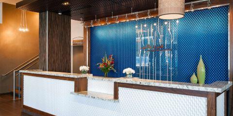 中華航空公司+西雅圖市中心希爾頓花園酒店