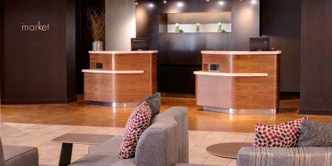全日空航空+聖路易斯市中心西萬怡酒店