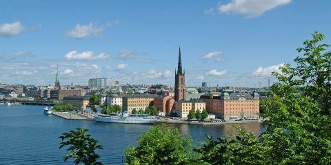 AUSTRIAN AIRLINES+斯德哥爾摩喜來登酒店