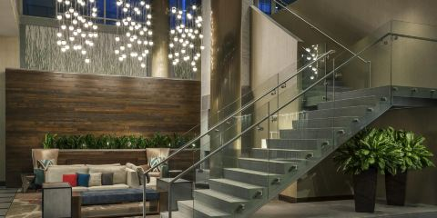 土耳其航空+華盛頓/喬治敦區希爾頓花園酒店