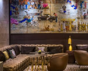 香港-孟買自由行 印度捷特航空公司-聖瑞吉孟買酒店