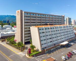 香港-圣何塞自由行 香港航空-克羅比奇皇冠假日酒店