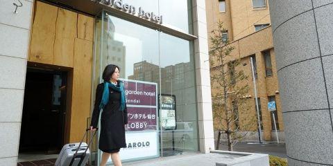 日本航空公司仙台三井花園酒店