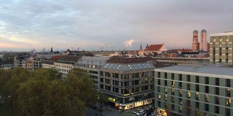 法國航空公司慕尼黑公寓式酒店