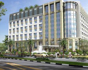 香港-金奈自由行 印度捷特航空公司-金奈柏悅酒店