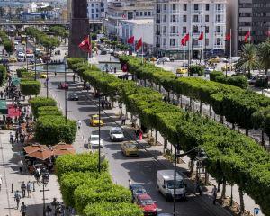 香港-突尼斯自由行 法國航空公司-卡爾頓酒店