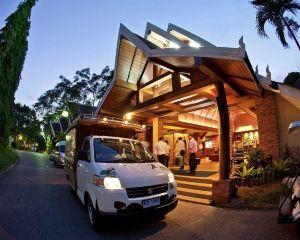 香港-喀比自由行 曼谷航空公司甲米度假村酒店