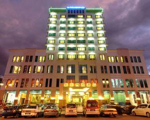 香港-泗務自由行 汶萊皇家航空公司-佰樂門大酒店