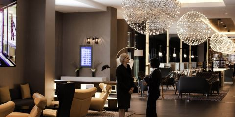 Etihad Airways+鉑爾曼倫敦聖潘克拉斯酒店