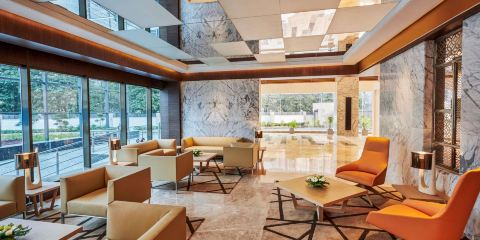 新加坡航空+勒克瑙希爾頓花園酒店