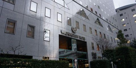 中國國際航空公司新宿華盛頓酒店