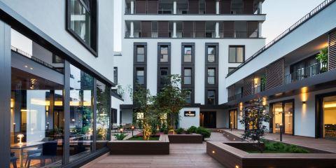 俄羅斯航空+迪卡梅隆豪華設計酒店