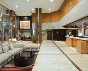 香港-台中自由行 華信航空公司-台中福泰桔子商務旅館