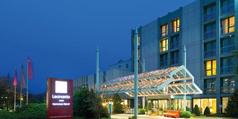 瑞士國際航空+漢諾威機場萊昂納多酒店
