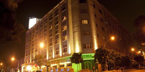 德國漢莎航空德黑蘭弗多西國際大酒店