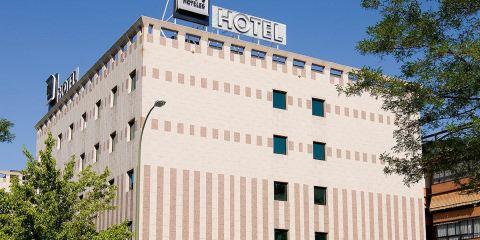 印度捷特航空公司巴拉哈斯機場NH酒店