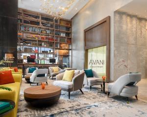 香港-曼谷 3天自由行 國泰航空+曼谷阿文蘇崑維特酒店