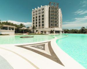 香港-奧爾比亞 自由行 德國漢莎航空-希爾頓奧爾比拉撒丁逸林酒店