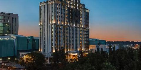 長榮航空伊斯坦布爾託普卡匹希爾頓逸林酒店