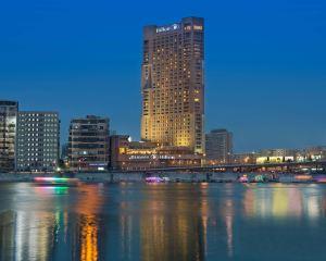 香港-開羅自由行 法國航空公司-拉姆西斯希爾頓酒店&賭場
