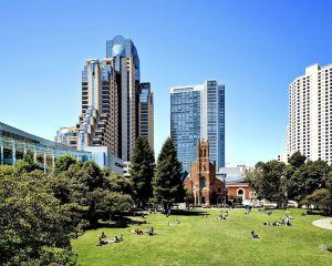香港-三藩市自由行 加拿大航空公司-舊金山馬奎斯聯合廣場萬豪酒店