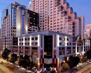 香港-三藩市自由行 美國航空公司-舊金山馬奎斯聯合廣場萬豪酒店