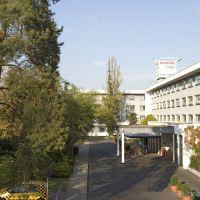 法蘭克福機場城際酒店(IntercityHotel Frankfurt Airport)