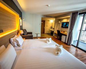 香港-合艾自由行 泰國國際航空公司-合艾三號酒店