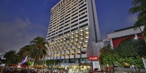 汶萊皇家航空公司雅加達查雅加達酒店