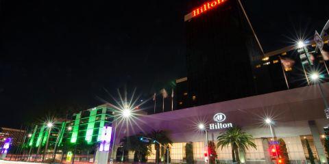 中國國際航空公司洛杉磯機場希爾頓酒店