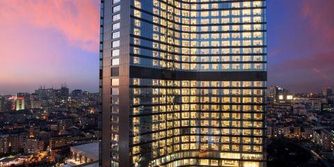 長榮航空伊斯坦布爾波蒙第希爾頓酒店