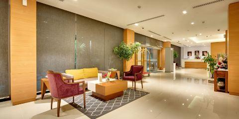 德國漢莎航空+吉達薩拉瑪馨樂庭服務公寓式酒店