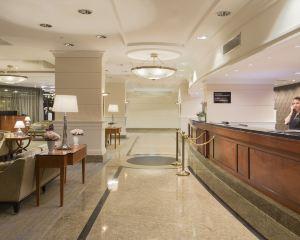 香港-布達佩斯自由行 法國航空公司-布達佩斯洲際酒店