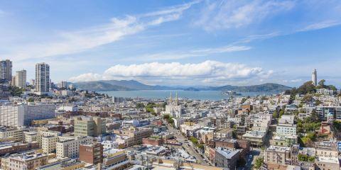 法國航空公司舊金山金融區希爾頓酒店