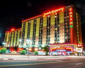 香港-里諾自由行 美國聯合航空-裏諾金沙麗晶賭場酒店