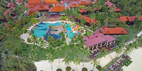 新加坡航空蘭卡威彩虹度假酒店