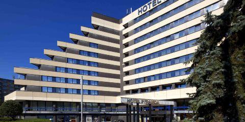 AUSTRIAN AIRLINES+布拉格金字塔奧雷阿酒店