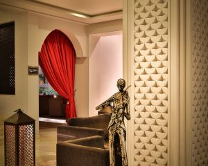 香港-馬拉喀什自由行 法國航空公司-馬拉喀什瑞德酒店