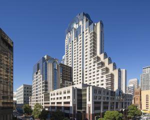 香港-三藩市自由行 法國航空公司-舊金山馬奎斯聯合廣場萬豪酒店