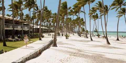 美國達美航空公司+巴瓦羅公主全套房水療度假全包賭場酒店