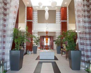 香港-俄克拉何馬城自由行 法國航空公司-俄克拉何馬市中心希爾頓花園酒店