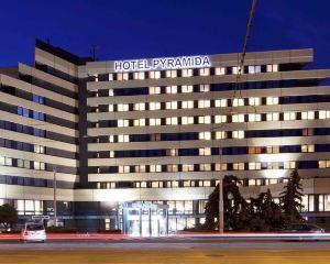 香港-布拉格自由行 海南航空布拉格金字塔奧雷阿酒店