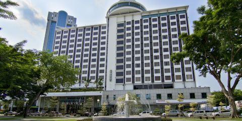 國泰港龍航空檳城喬治鎮灣景酒店