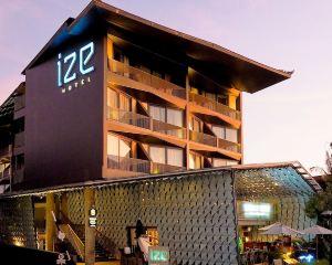 香港-峇里島自由行 中華航空公司-巴厘島水明漾IZE酒店