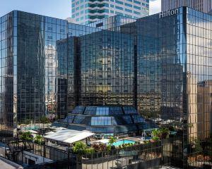 香港-坦帕自由行 中華航空公司-坦帕市中心希爾頓酒店