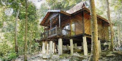 新加坡航空蘭卡威成功度假村