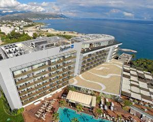 香港-斯普利特自由行 英國航空斯普利特麗笙藍標度假村及水療中心